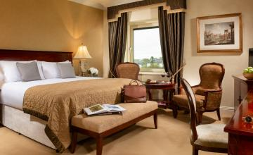 The Heritage: 1 Night B&B + 1 Round Of Golf For 2 people