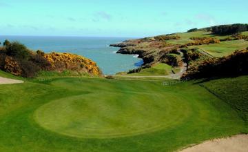 Wicklow Golf Club: 2 Green Fees (38% OFF)