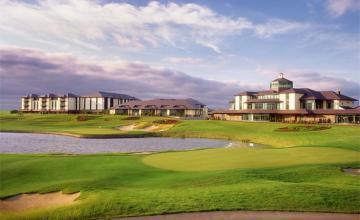 The Heritage Golf Resort: 2 or 4 Green Fees + Tea/Coffee (37% OFF)