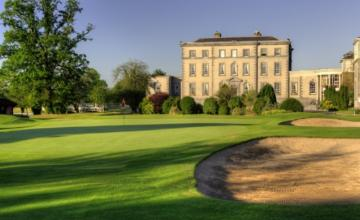 Dundrum House Golf & Leisure Resort: 2 Green Fees  (52% OFF)