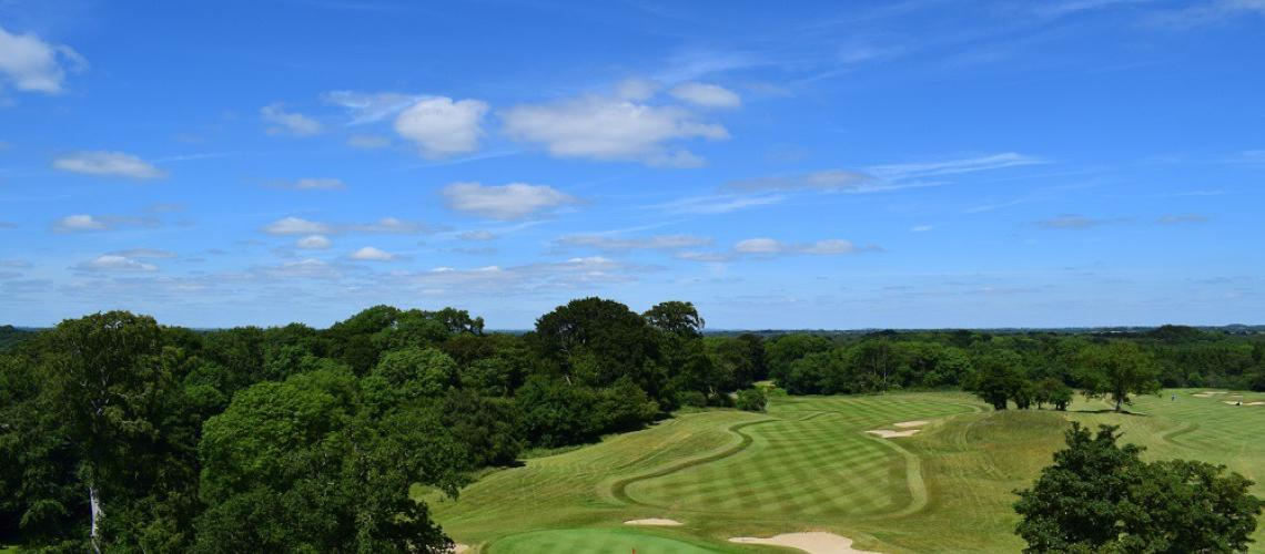 New Forest Golf Club - 2 Green Fees + Buggy €69
