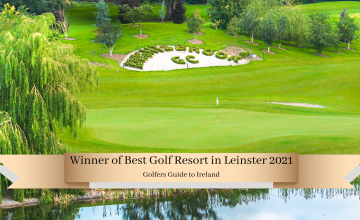 Knightsbrook Hotel, Spa & Golf Resort: 2 Green Fees (33% OFF)