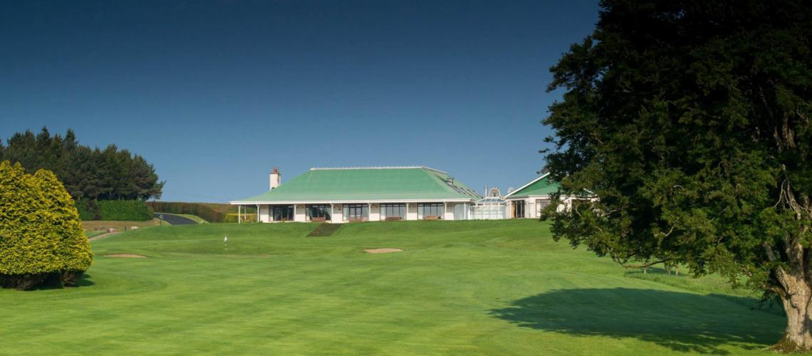 Rathsallagh Golf & Country Club: 2 Green Fees