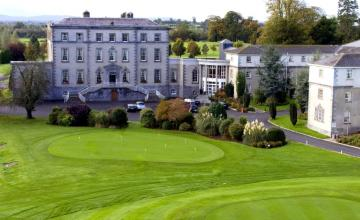 Dundrum House Golf & Leisure Resort: 2 Green Fees  (44% OFF)