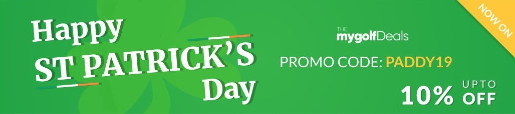 St. Partricks Day Golf Deals - Discount